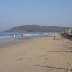 Baga beach Goa Attraction