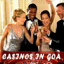 Casino in Goa Attraction
