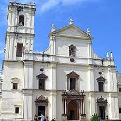 Churches Goa Attractions
