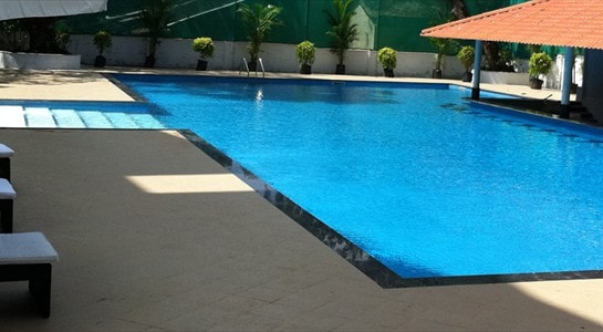 GOA Resort Pool