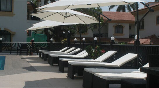 Resort Images Goa