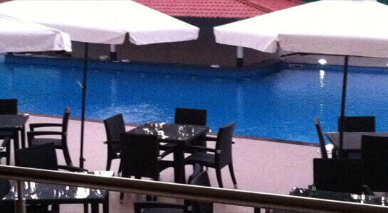 Resort Restaurant GOA