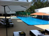 Resort with Swimming Pool in Goa