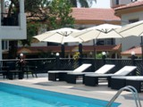 Swimming Pool at Goa Resort